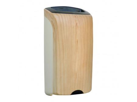 KUH125 - UNIQUE SCANDINAVIAN LINE / MATT 40L-es fali hulladékgyűjtő - - egyedi design - törésálló ABS műanyag - fali szerelésű - levehető burkolat - reteszbiztosítású zárás - belső zsáktartó keret     MERIDA UNIQUEline