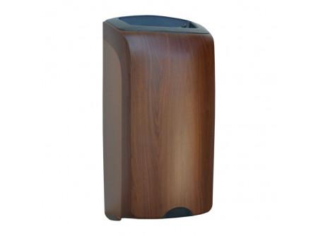 KUH127 - UNIQUE ECO LINE / MATT 40L-es fali hulladékgyűjtő - - egyedi design - törésálló ABS műanyag - fali szerelésű - levehető burkolat - reteszbiztosítású zárás - belső zsáktartó keret   MERIDA UNIQUEline