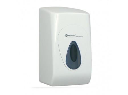 M55T - KIFUTÓ Kézszárító, ABS műanyag, fehér, 1100W - - teljesítmény: 1100W - levegő hőmérséklet: 55 °C - kézszárítás ideje: 40 másodperc - behatolás elleni védelem: IP23 - infravezérlés, automatikus ki- és bekapcsolás - 3 mm-es ABS műanyagból készült, ütésálló ház - fehér színben