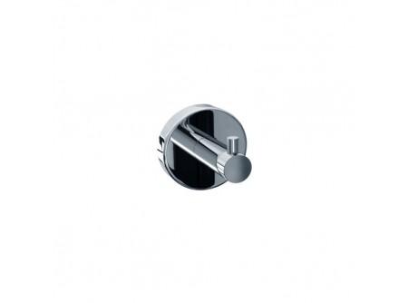 MHW29 - Egyágú ruhafogas, polírozott - – krómozott fém szerkezet – esztétikus, otthoni/hotel használatra