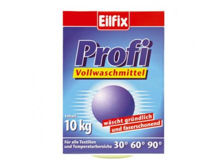 PROFI - Mosópor, speciális foltoldás, 10kg - Tökéletesen alkalmazható szociális otthonokban, hotelekben és a gasztronómia területén. Folteltávolító formulái kiválóan feloldják a makacs szennyeződéseket.  • minden hõfokon alkalmazható • praktikus 10 kg-os kiszerelés
