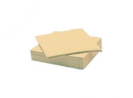 SCA-478786/cs - KIFUTÓ Szalvéta, CSONTSZÍNŰ, 2étegű, 39x38cm, 50lap, DINNER - - kétrétegű, csontszínű - alapanyag: cellulóz