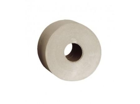 TP11 - Toalettpapír midi, natur, 1rétegű, 230m, 6tekercs - - egyrétegű, natúr - alapanyag: recycled