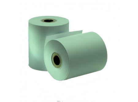 UKZ001 - Ipari törlőkendő, zöld, 1rétegű, 400m, 2tekercs - - egyrétegű, zöld - gazdaságos felhasználás - alapanyag: recycled