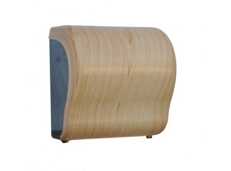 CUH375 - UNIQUE SCANDINAVIAN LINE / FÉNYES automata rolnis kéztörlő adagoló - - egyedi design - törésálló ABS műanyag - a mechanikus vágóhenger a kéztörlőt laponként adagolja - a töltöttség látható az áttetsző ablakon keresztül - vágott lapméret hossza: 25 cm       MERIDA UNIQUEline