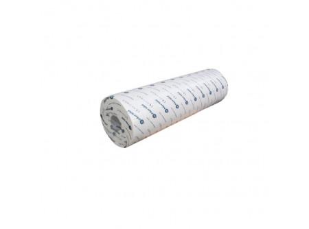 MED5080 - Orvosi lepedő, 2rétegű, 50cm x  80m, perforált - - kétrétegű, fehér, perforált - nagy szakítószilárdság - alapanyag: cellulóz
