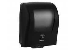 MERIDA AMADEUS Automata rolnis kéztörlő adagoló, ABS műanyag, MAXI rollhoz, SILKY BLACK  CAC501