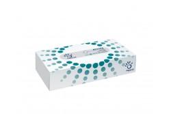 Kozmetikai kendő, 2rétegű, cellulóz, 100lap  KKI-411173  Régi cikkszám: 19-KKI-403356, 402600