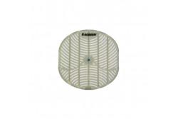 Piszoárszűrő, áttetsző műanyag, sárgadinnye illatú  MKX09