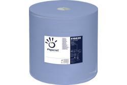 Ipari törlőkendő, kék, 3rétegű, 360m, 1000lap  YWI-416620R