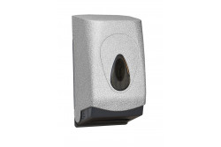 UNIQUE GLAMOUR WHITE LINE / MATT hajtogatott toalettpapír adagoló  BUH417