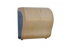 UNIQUE SCANDINAVIAN LINE / FÉNYES automata rolnis kéztörlő adagoló  CUH375  max 20 cm átmérőjű roll! egyenes vágóél