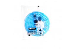 Piszoárszűrő, sötétkék műanyag, friss illatú  TAA301