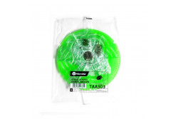 Piszoárszűrő, zöld műanyag, sárgadinnye illatú  TAA303