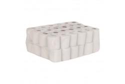 Háztartási toalettpapír, natúr, 1rétegű, 46m, 400lap, 64tekercs  TPI-404925W