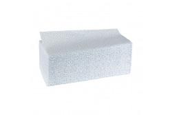 Hajtogatott kéztörlő, fehér, 2rétegű, cellulóz, ´V´ hajtogatású, 3200lap  VPB015